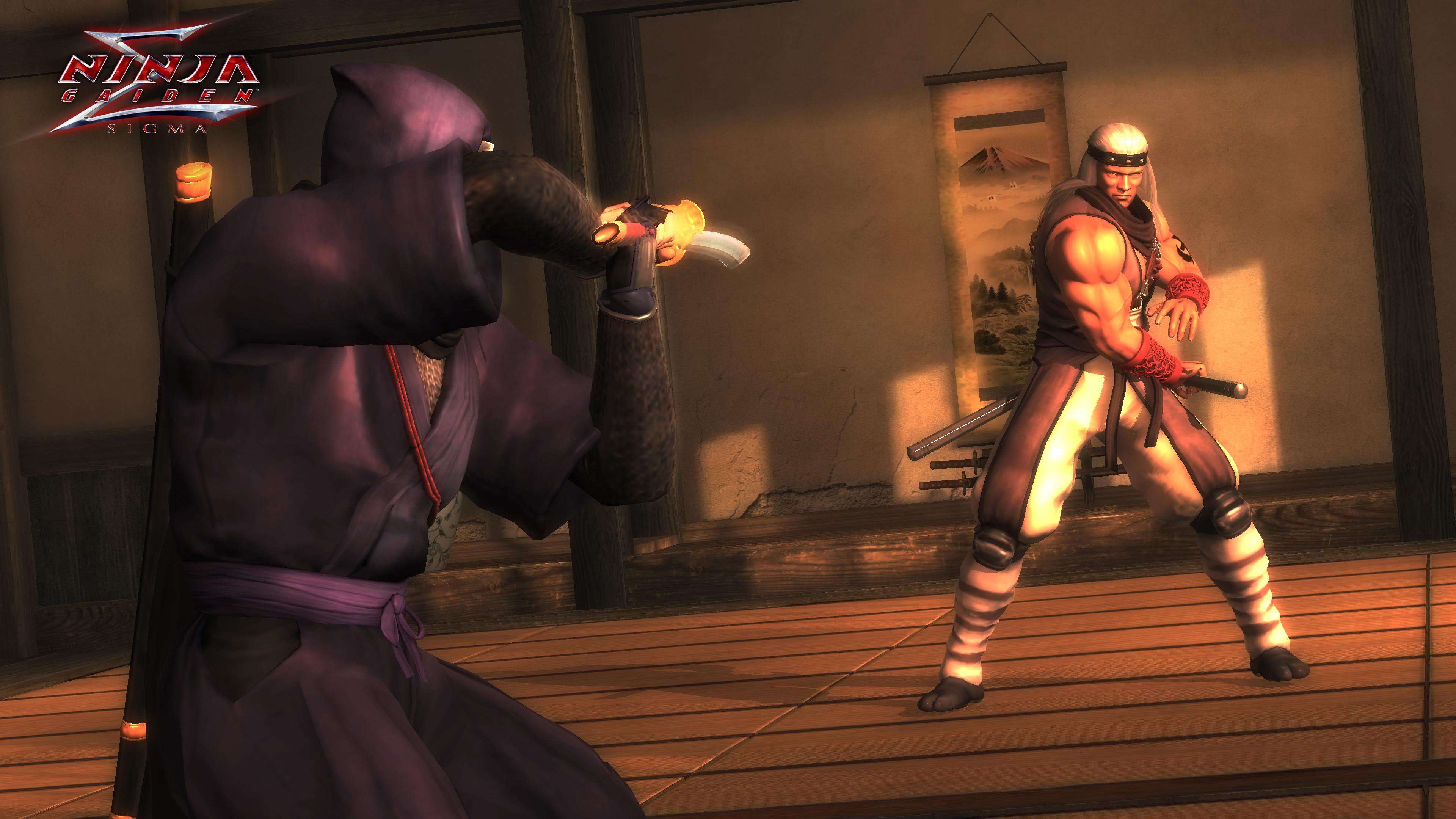 Ninja Gaiden Sigma 1 Screenshot