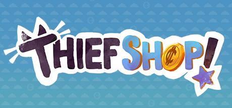Thief Shop Cover Image