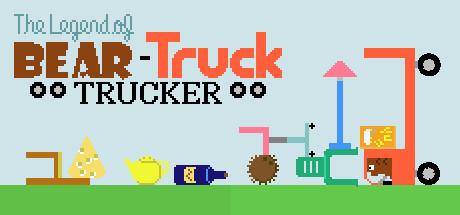 The Legend of Bear-Truck Trucker Cover Image
