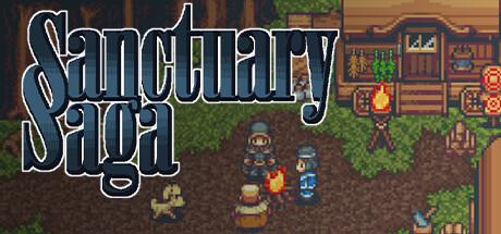 Sanctuary Saga: Prelude Cover Image