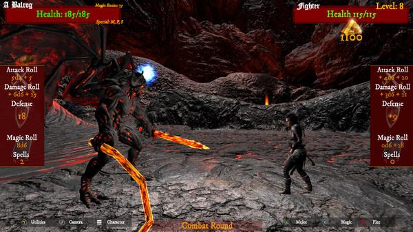 Dragon Hunters screenshot