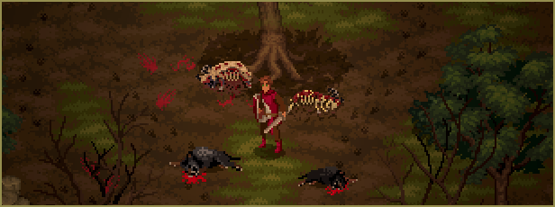 Screenshot Kampf Rahmen | RPG Jeuxvidéo