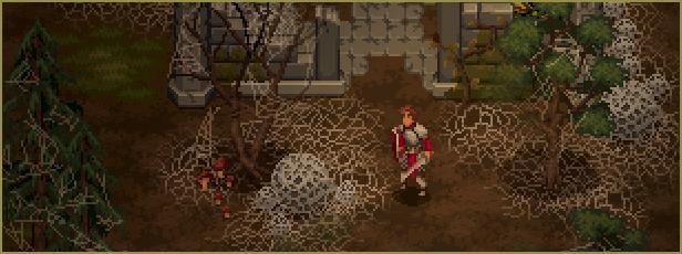 Screenshot Spinnen Rahmen | RPG Jeuxvidéo
