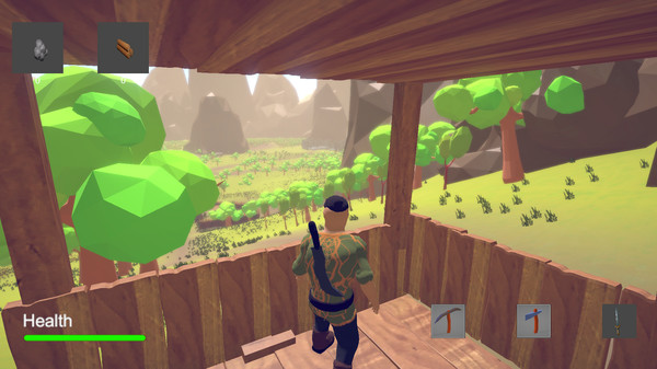 Gnomes: build and survive