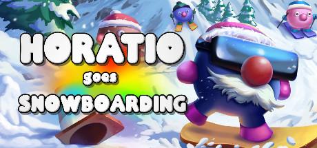 Horatio Goes Snowboarding