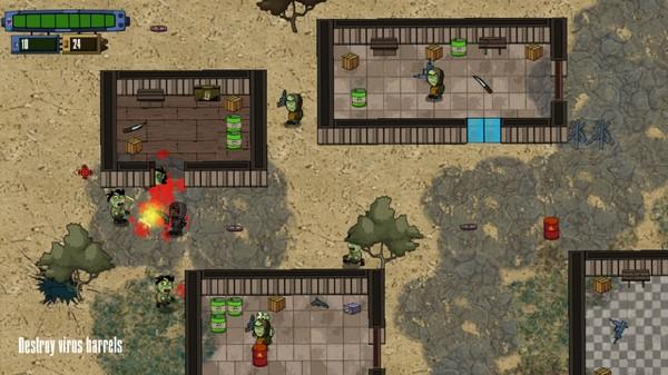 Earth Marines Screenshot 6