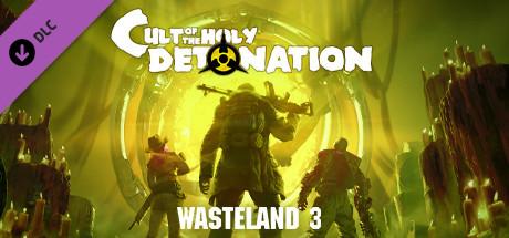 Wasteland 3 Cult of the Holy Detonation-CODEX