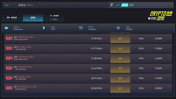 скриншот Crypto Mining Simulator 5