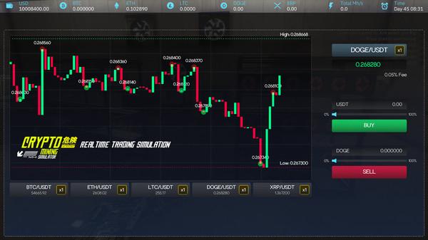 скриншот Crypto Mining Simulator 2