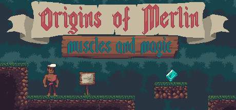 Origins of Merlin: Muscles and Magic