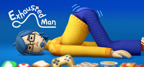 Exhausted Man Cover Image