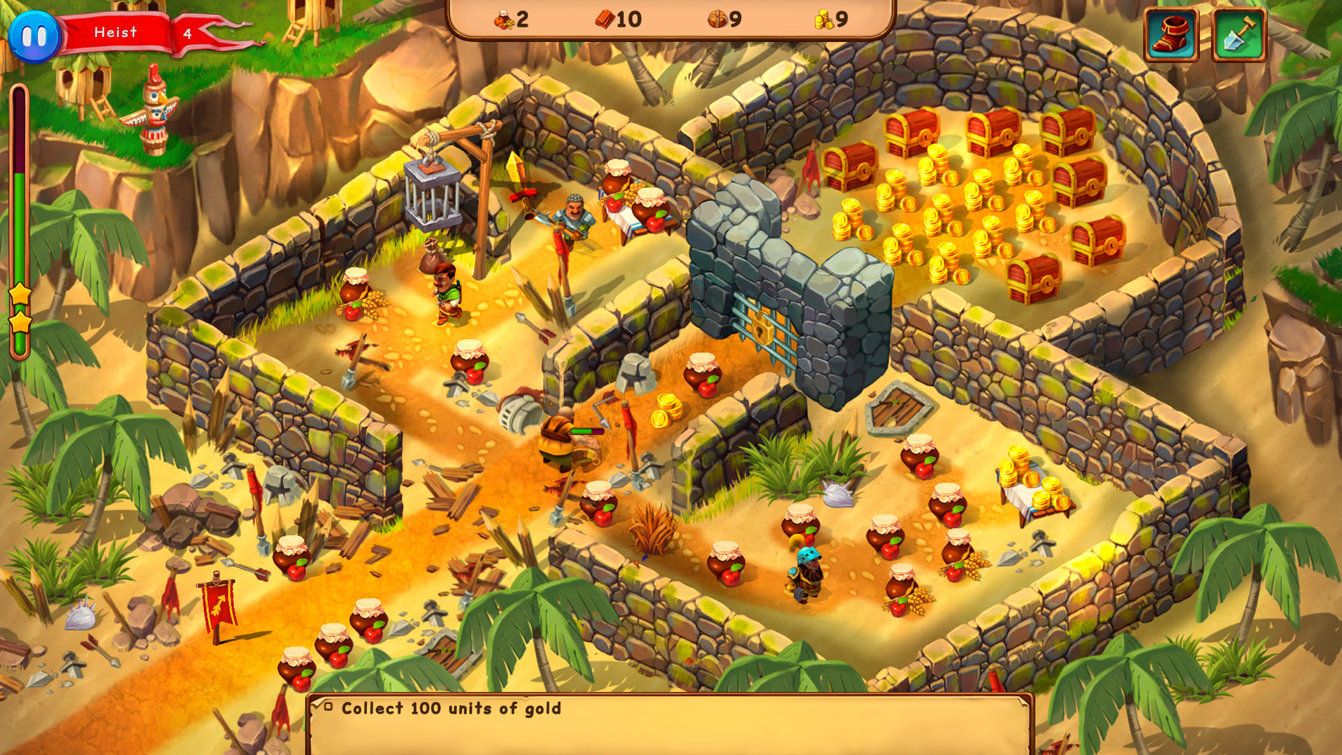 Robin Hood Hail to the King Free Download