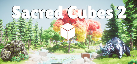 Sacred Cubes 2