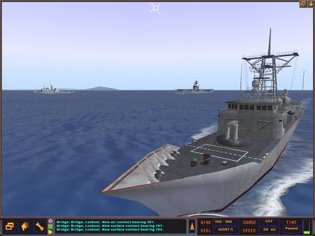 скриншот Dangerous Waters 0