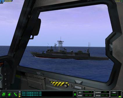 скриншот Dangerous Waters 3