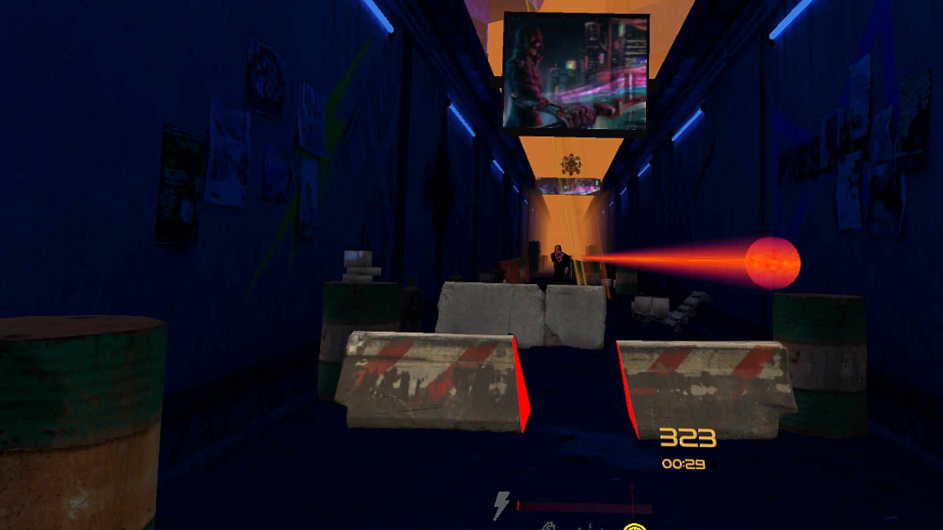 Oculus Quest 游戏《Brisk Square》拂晓广场插图