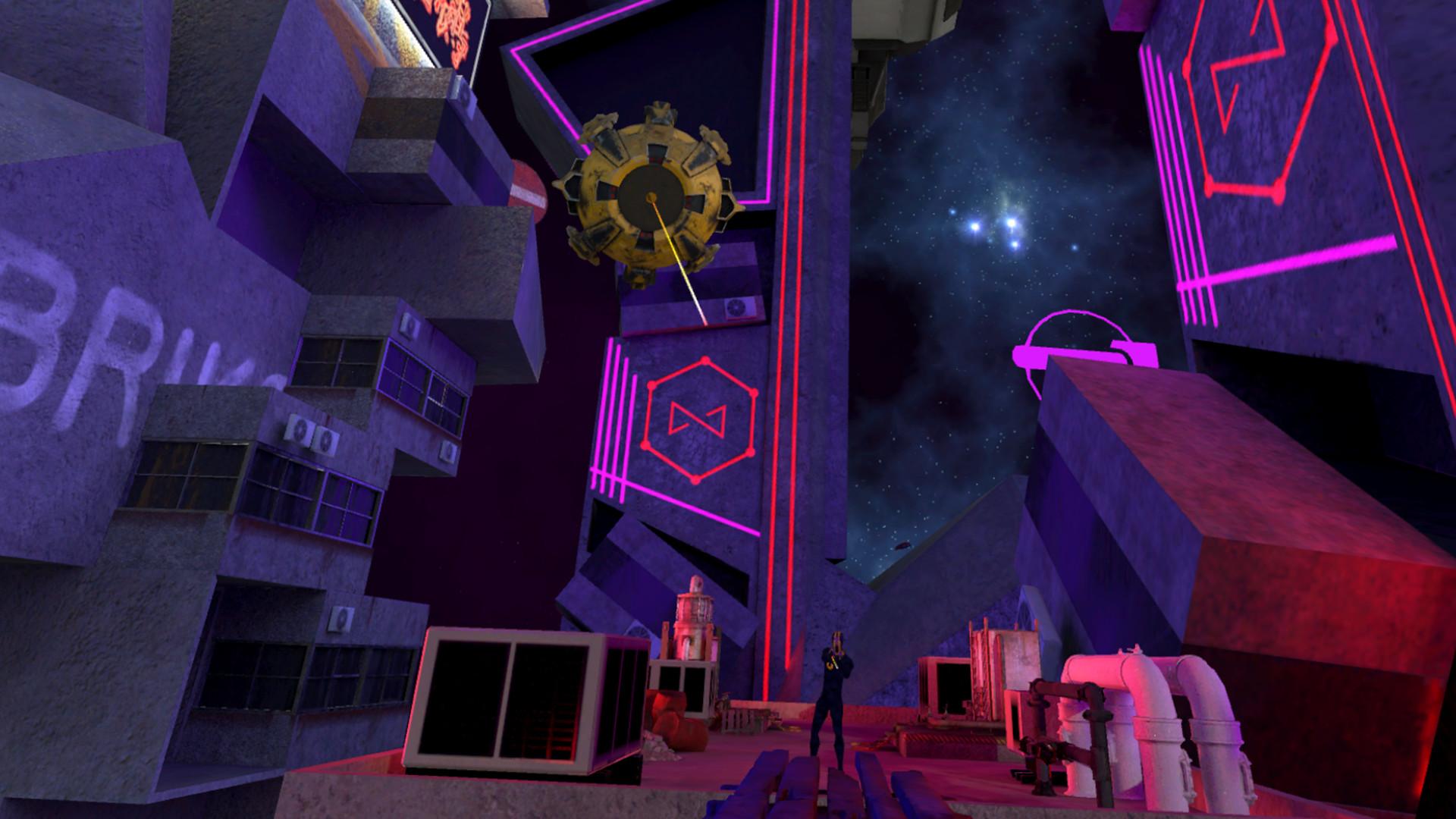 Oculus Quest 游戏《Brisk Square》拂晓广场插图(2)