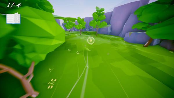 Leaf on Wind screenshot