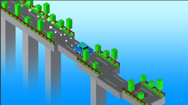 Crossy Bridge screenshot