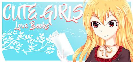 Cute Girls Love Books