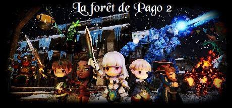 LA FORET DE PAGO 2 : SOUVENIR DE GLACE Cover Image