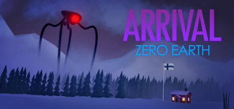 ARRIVAL: ZERO EARTH Cover Image