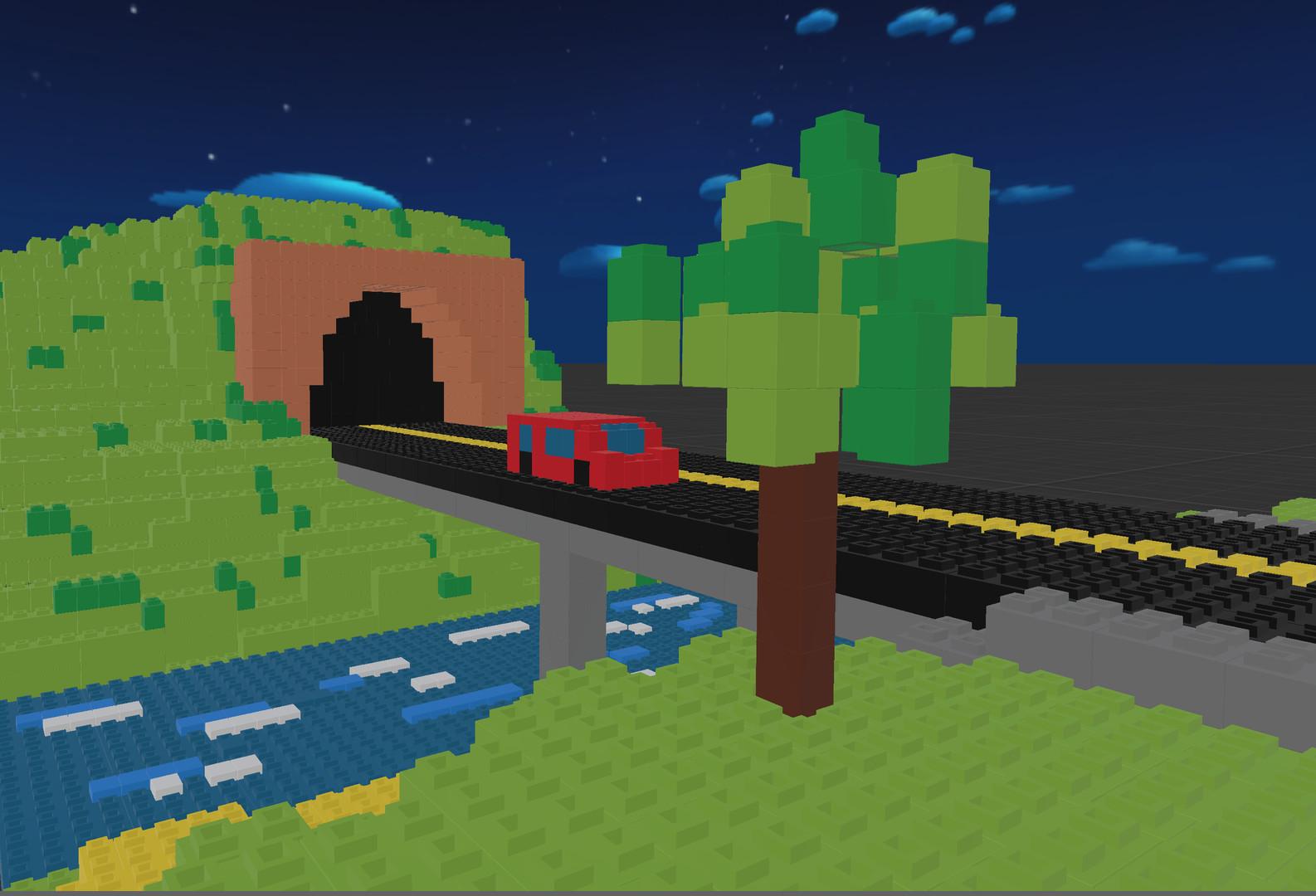 Oculus Quest 游戏《BricksVR》虚拟像素插图(1)