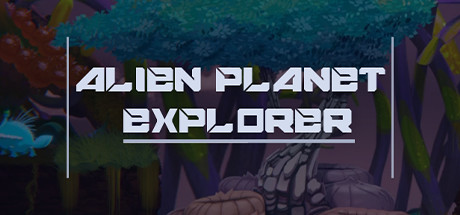 Alien Planet Explorer