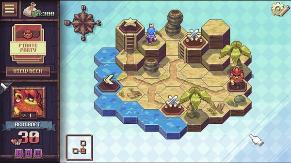 Cross Blitz screenshot