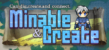 Minable & Create / ミナクリ Cover Image