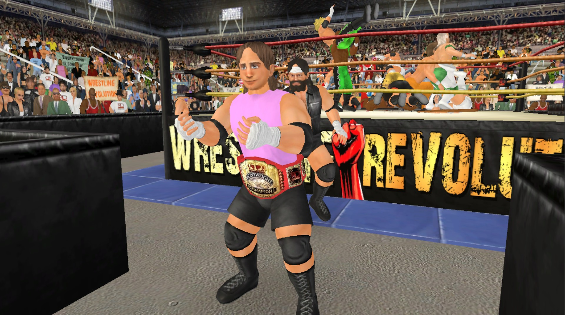 Find the best computers for Wrestling Empire
