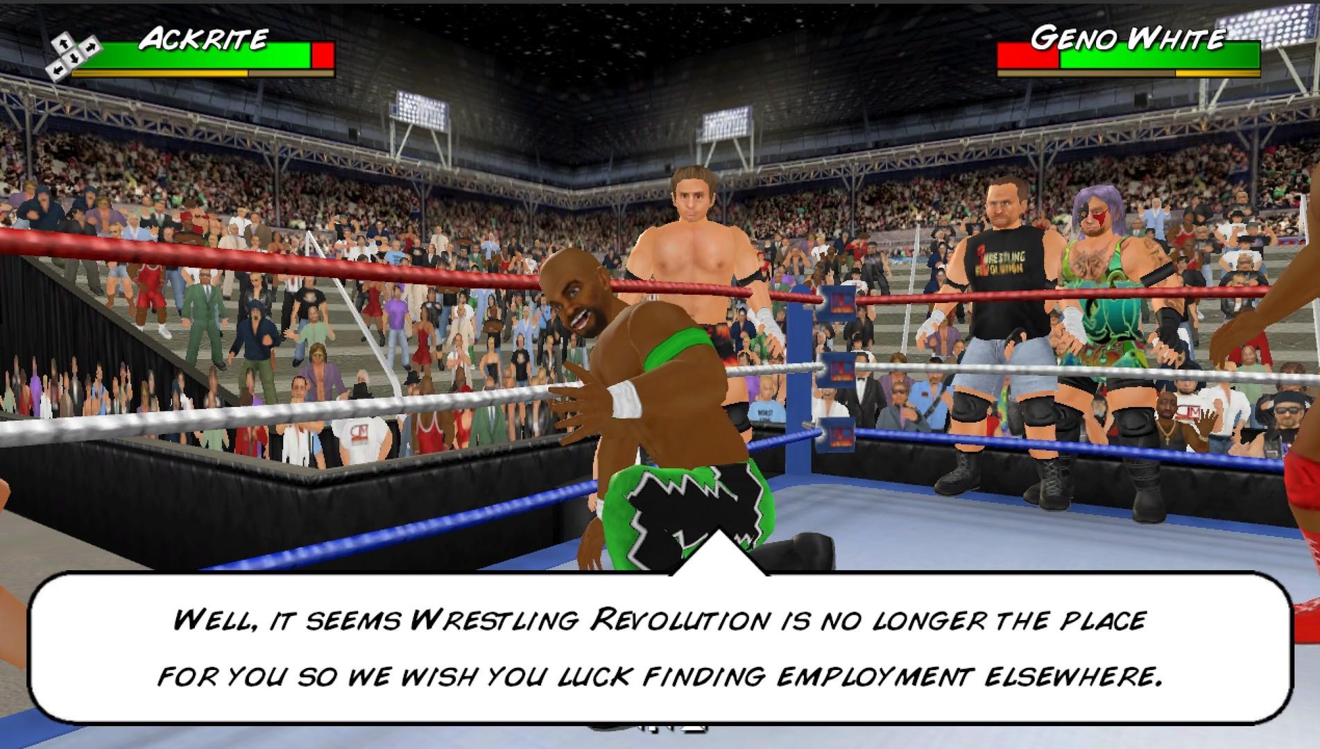Wrestling Empire  Free Download