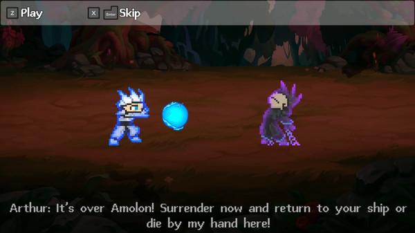 Nemithia - Tale of the Legendary Saviors screenshot
