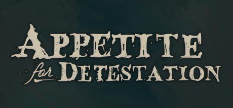 Appetite for Detestation Cover Image