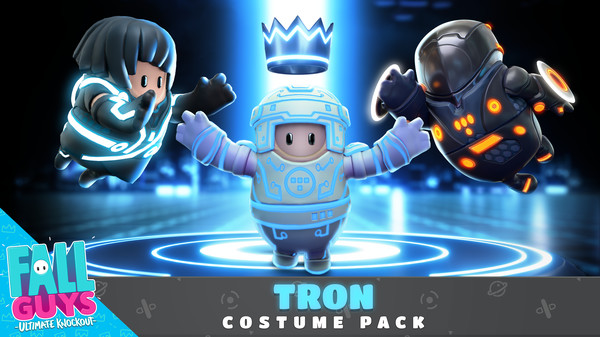 Скриншот №1 к Набор костюмов Tron