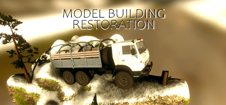 Model Building Restoration Cover Image