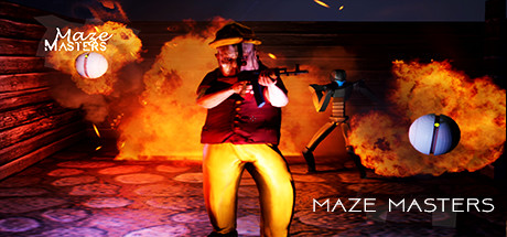 Maze Masters Cover Image