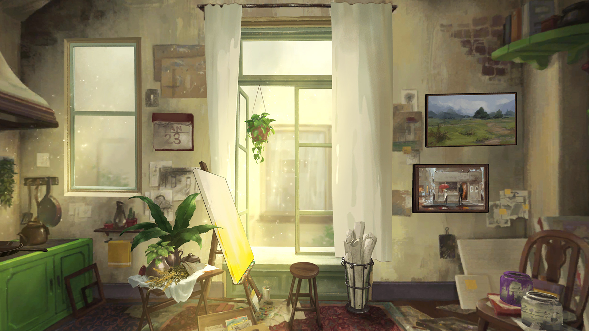 Behind the Frame: The Finest Scenery  Free Download