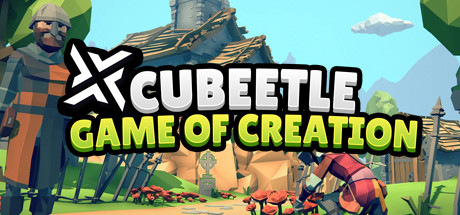 Cubeetle - Game of creation Cover Image
