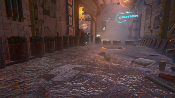Screenshot of Urban Fight