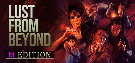 Lust from Beyond: M Edition Cover Image