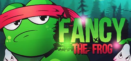 Fancy the Frog