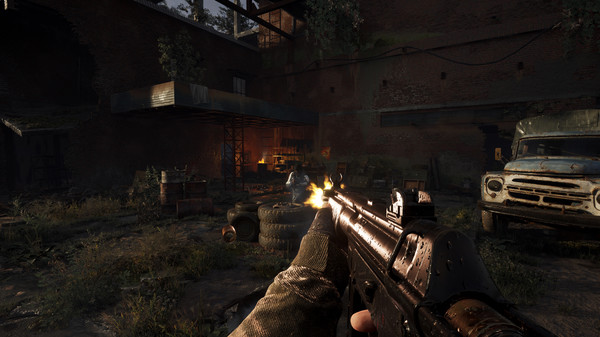 Скриншот №4 к S.T.A.L.K.E.R. 2 Heart of Chernobyl