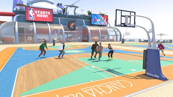 Скриншот №8 к NBA 2K22