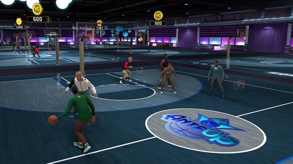 Скриншот №1 к NBA 2K22