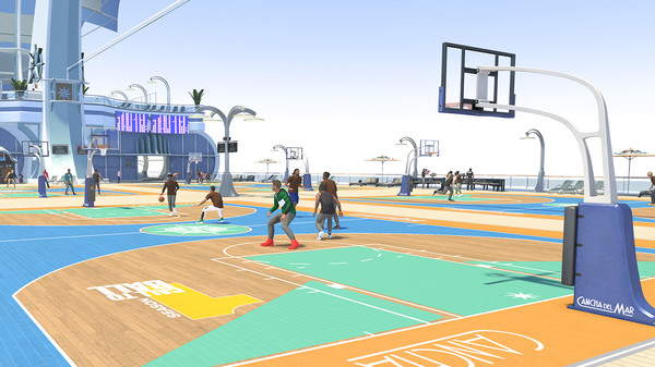 Скриншот №5 к NBA 2K22