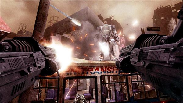 F.E.A.R. 2: Project Origin скриншот