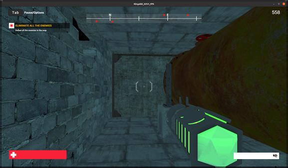 Ningakki XXVI FPS screenshot