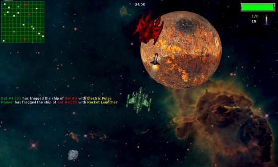 Black Space screenshot