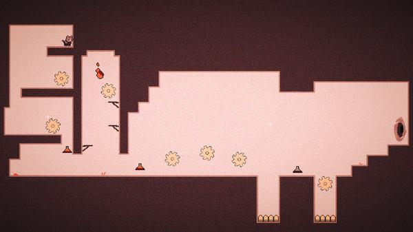 Mrs. Cat In Mars Screenshot 2
